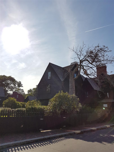 Salem The House of Seven Gables