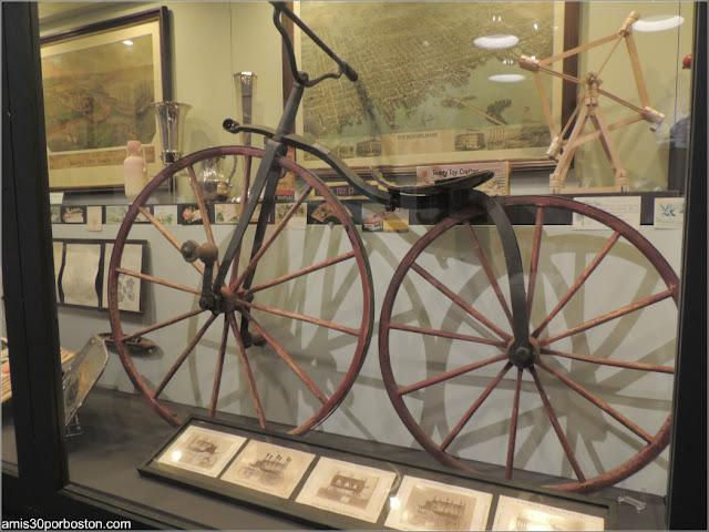 Exhibiciones Objetos Fabricados en New Bedford en el Museo de las Ballenas