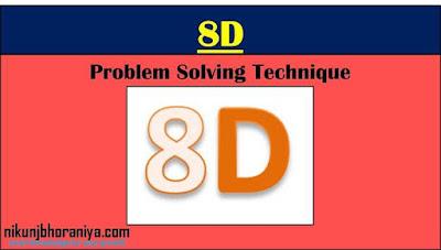 8D | Eight Disciplines of Problem Solving