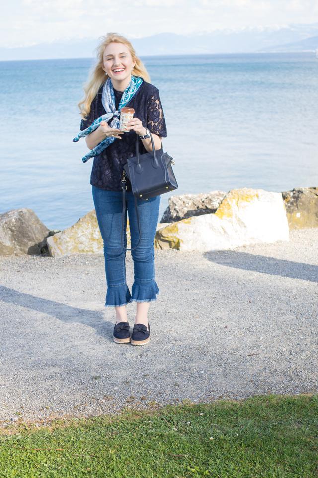 Schweizer Bloggerin