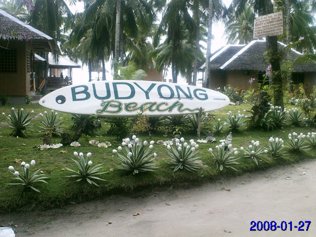 Budyong Beach Resort in Santa Fe Bantayan Island