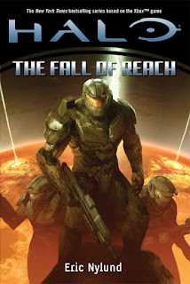 capa do Halo The Fall of Reach