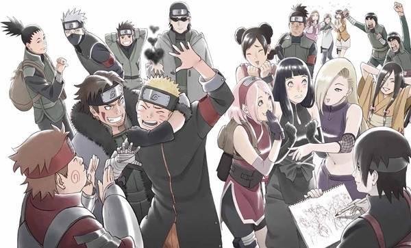 Inilah 11 Shinobi Muda Dari Boruto Yang Berpotensi Melampaui Generasi Naruto