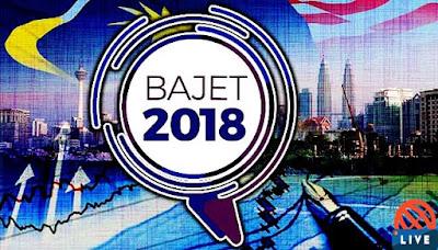 Live Streaming Pembentangan Belanjawan Bajet Malaysia 2018 Online