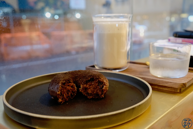 Le Chameau Bleu - New York nos adresses à donuts  - If Coffee