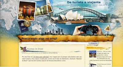 Template do blog