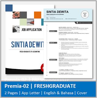 Contoh CV Fresh Graduate Jurusan Akuntansi