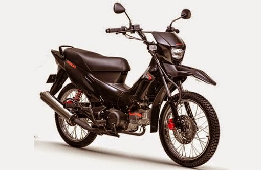 The New Honda XRM125 DSX