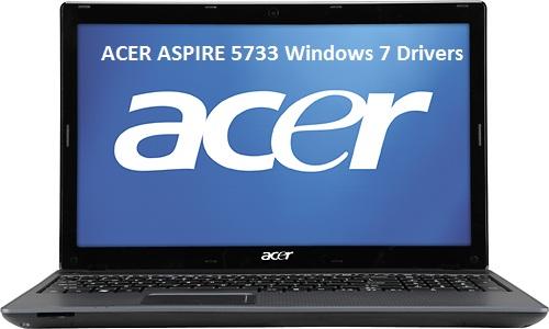TÉLÉCHARGER DRIVER ACER ASPIRE 5733Z WINDOWS 7