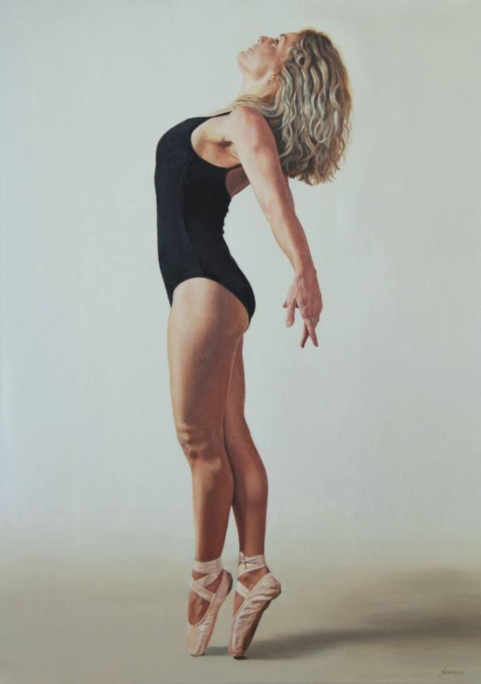 Красота самого предмета. Sally Lancaster