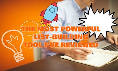 The Most Powerful List-Building Tool I've Reviewed, The, Most, Powerful, List, Building, Tool, I've, Reviewed, Landing, Pages, Videos, Leads