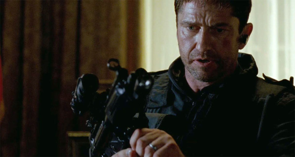 """The Cinema File #143: """"Olympus Has Fallen"""" Review"""