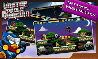 Unstoppable Penguin Apk v1.8