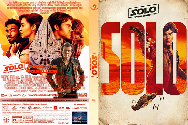 Solo: A Star Wars Story (2018) 720p BrRip x264