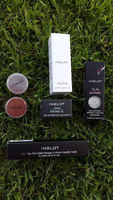 TMSNYC Beauty Tour 2016 Inglot Gifts - www.modenmakeup.com