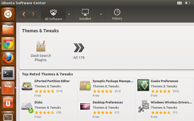 23 new changes in ubuntu 12.10 quantal quetzal