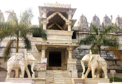 Jain temple (kumbhariya dehra)
