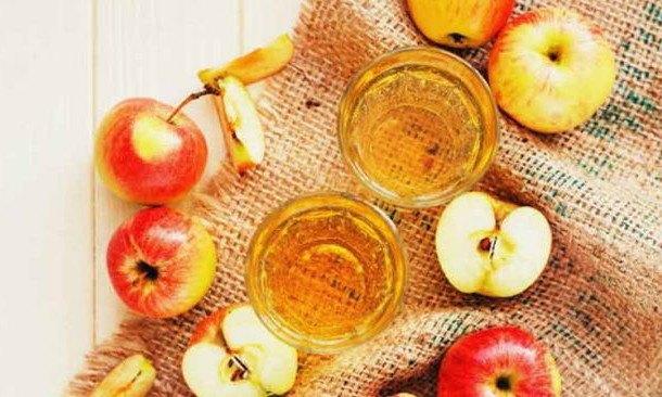 Efek dan pemakaiannya cuka apel