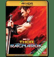THOR: RAGNAROK (2017) 4K 2160P HDR MKV ESPAÑOL LATINO
