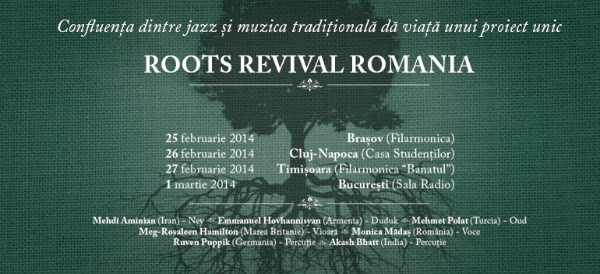 Roots Revival Romania, muzica unica