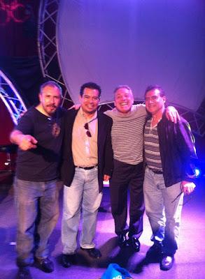 Clinica de Percusion, con Eddie Montalvo, Conguero de la Fania All Stars en su Época de Oro!