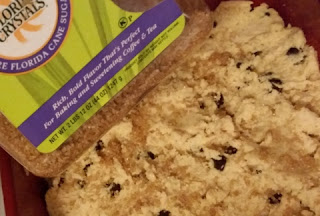 #MakeItYours Gluten Free Chocolate Chip Cookie Bars mix with chips added