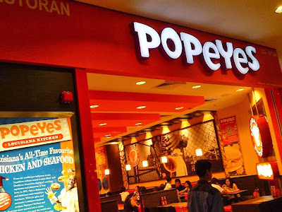Berjaya Times Square Fast Food
