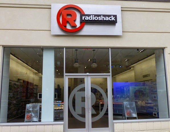 Loja Radio Shack em Nova York