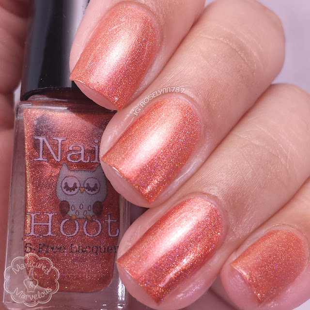 Nail Hoot Lacquer - Leviticus Holo'd