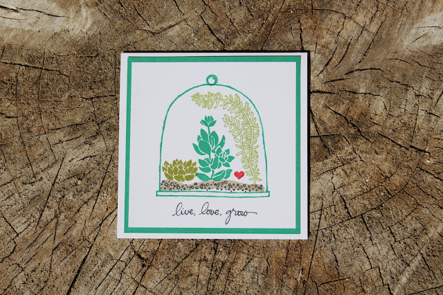Live Love Grow, Stampin' Up!