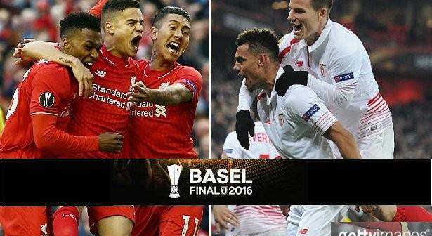 Data dan Fakta Jelang Liverpool dan Sevilla 19 Mei 2016