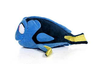 finding dory talking feature dory plush disney store