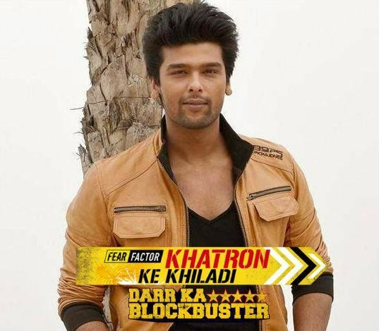 Kushal Tondon in Fear Factor Khatron Ke Khiladi
