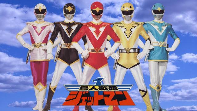Chojin Sentai Jetman Sub Indo
