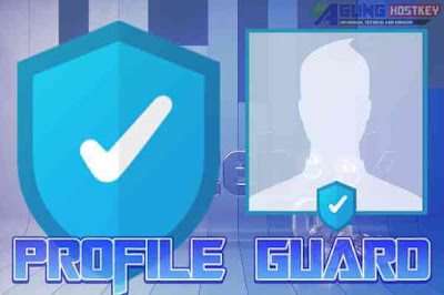 cara aktifkan profil guard facebook akun lama