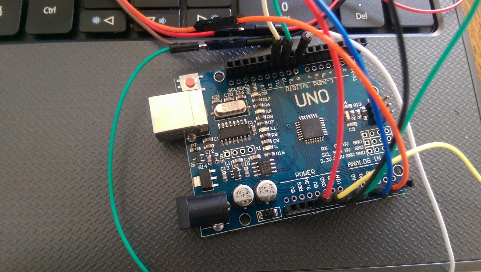 Andy Brown's blog: Arduino ESP8266 1-wire Dallas temperature, soil
