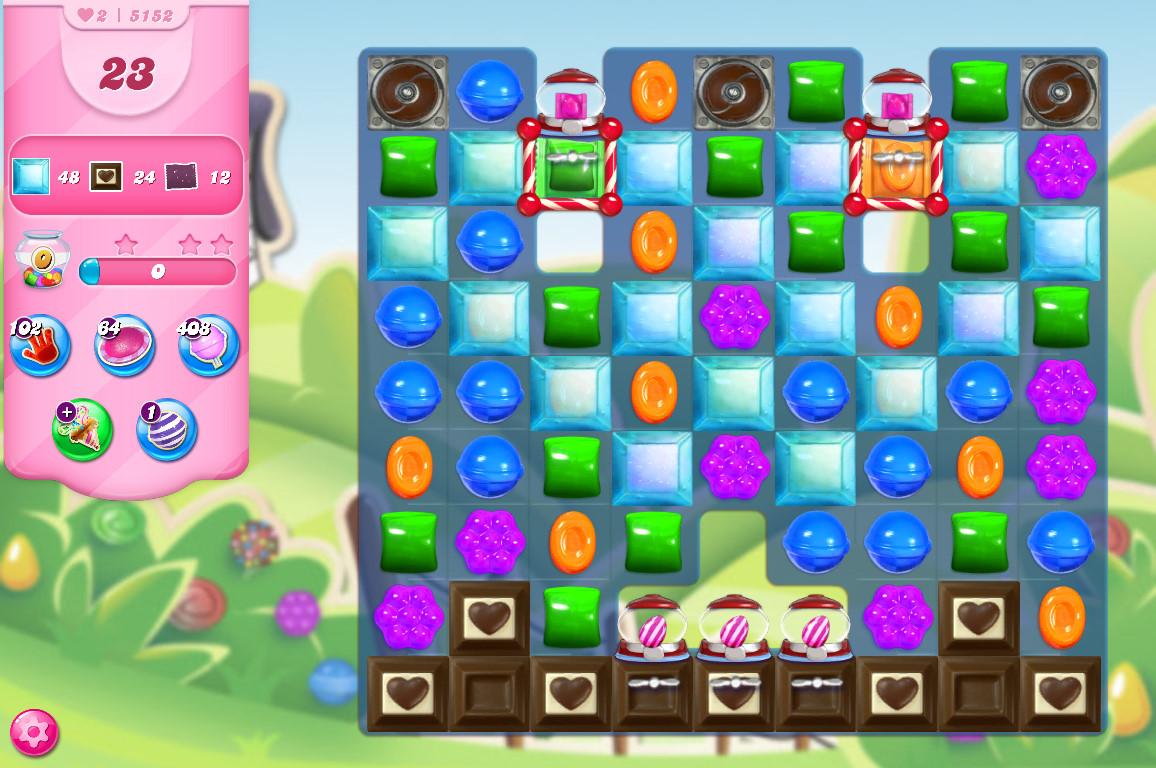 Candy Crush Saga level 5152