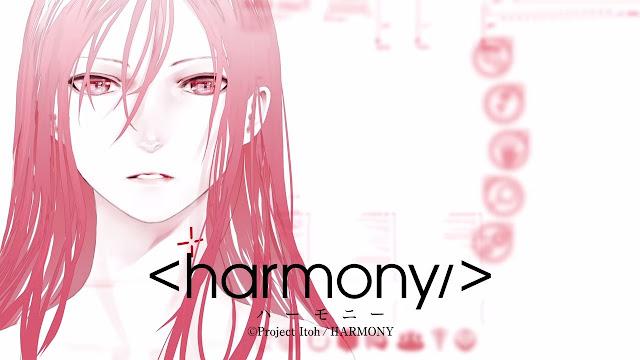 Harmony [Movie][Sub][Mega]