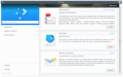 KDE's Discover Gets a Slick New GUI