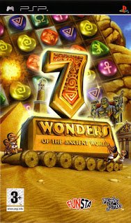 7 Wonders of the Ancient World PSP GAME