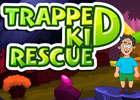 Mirchi Games - Trapped Kid Rescue Escape