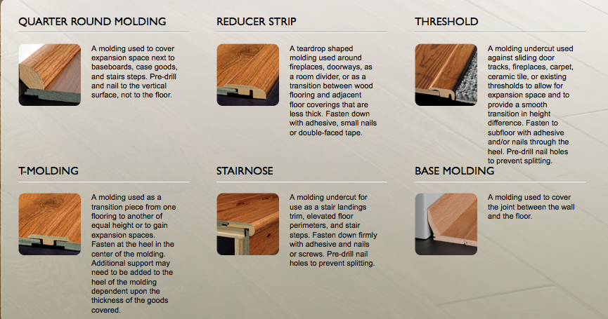 Fuzzy Side Up Hardwood Transitions 101 Guide To Making Sure You