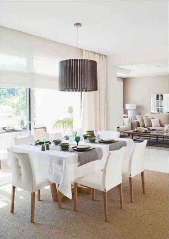 Decoracion de interiores: Comedores Con Encanto, Esenciales ...