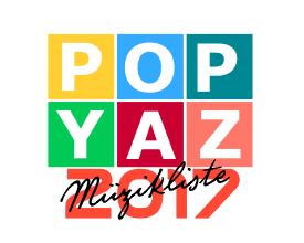 2017 Türk Pop Müzikleri