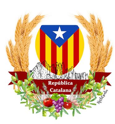 escudo republica catalana - escut republica catalana