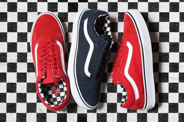 Cùng ngắm các mẫu giày sneaker đẹp mới lên kệ đầu hè 6/20156