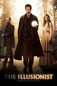 The Illusionist (2006) Full 300MB Dual Audio Hindi Movie Download BRRip