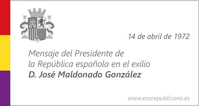 Presidente República José Maldonado