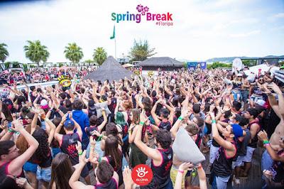 Spring Break Floripa 2016