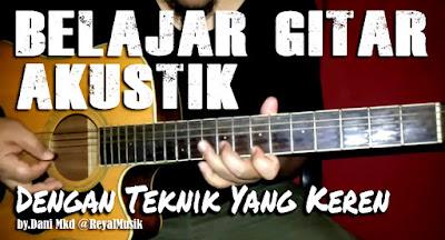 Belajar Gitar Untuk Pemula
